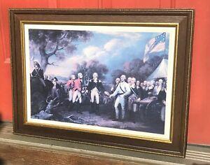 George-Washington-Revolutionary-War-Of-The-United-States-Militiaria-Print