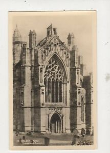 Melrose-Abbey-South-Transept-RP-Postcard-496a