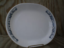 Corelle Dishes Old Town Blue Large Serving Platter 12 Inch