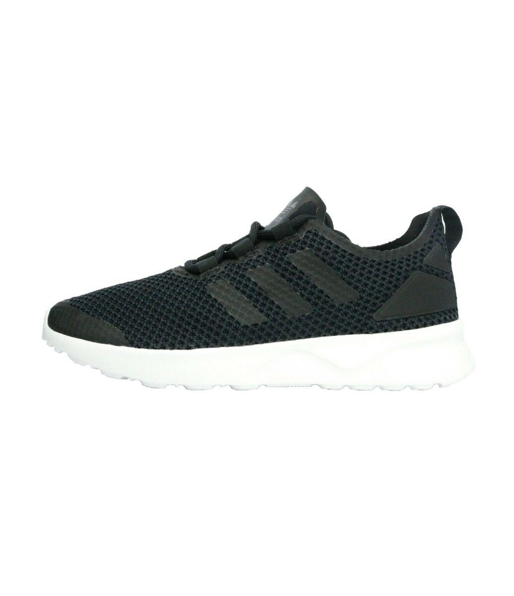 best sneakers 3eb8e c1fd1 adidas ZX FLUX ADV VERVE VERVE VERVE Womens Trainer Shoe Black White Size 5  New 38ef2a