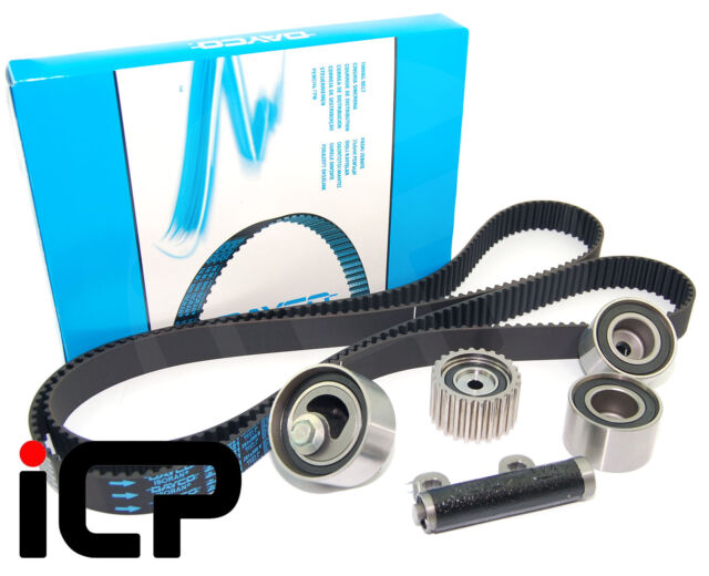 Timing Belt Kit With Dayco Belt Fits: Subaru Legacy Twin Turbo 93-96 BD5 BG5 GT