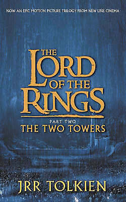 """""""AS NEW"""" Tolkien, J. R. R., The Lord of the Rings: Part Two The Two Towers, Pape"""
