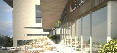 Oficina Juriquilla Santa Fe diseño con 7 niveles