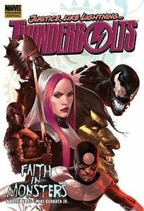 Thunderbolts-Vol-1-Faith-in-Monsters-2007-Hardcover-Graphic-Novel-Brand-New