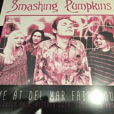 Smashing Pumpkins - Live At Del Mar Fairgrounds, 1993 2 X VINYL LP NEW SEALED