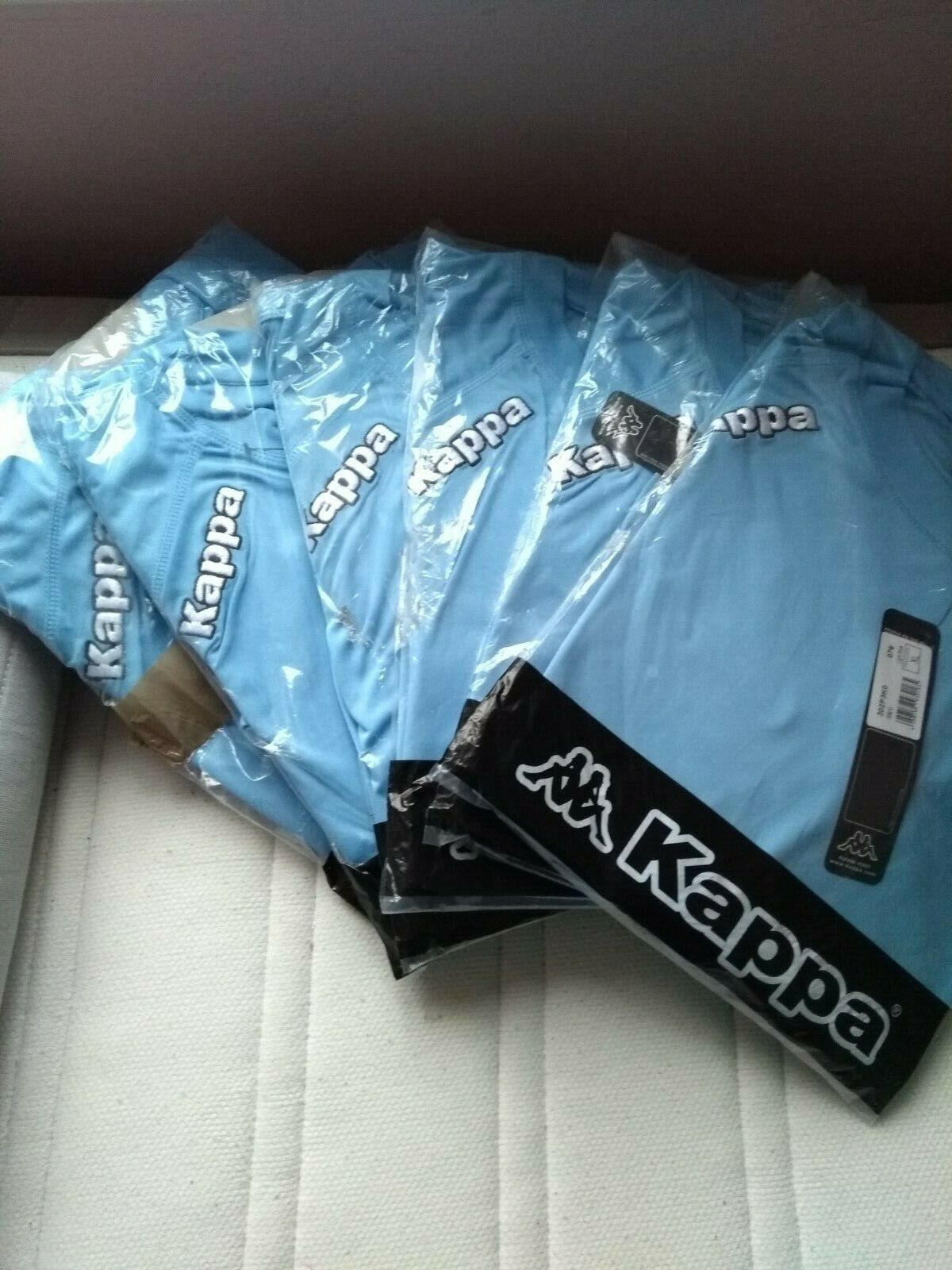 Kappa BRAND NEW XL shirts ideal for a 5-a-side team