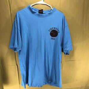 Vintage-1994-Firewater-Inn-T-Shirt-Men-s-Size-1994