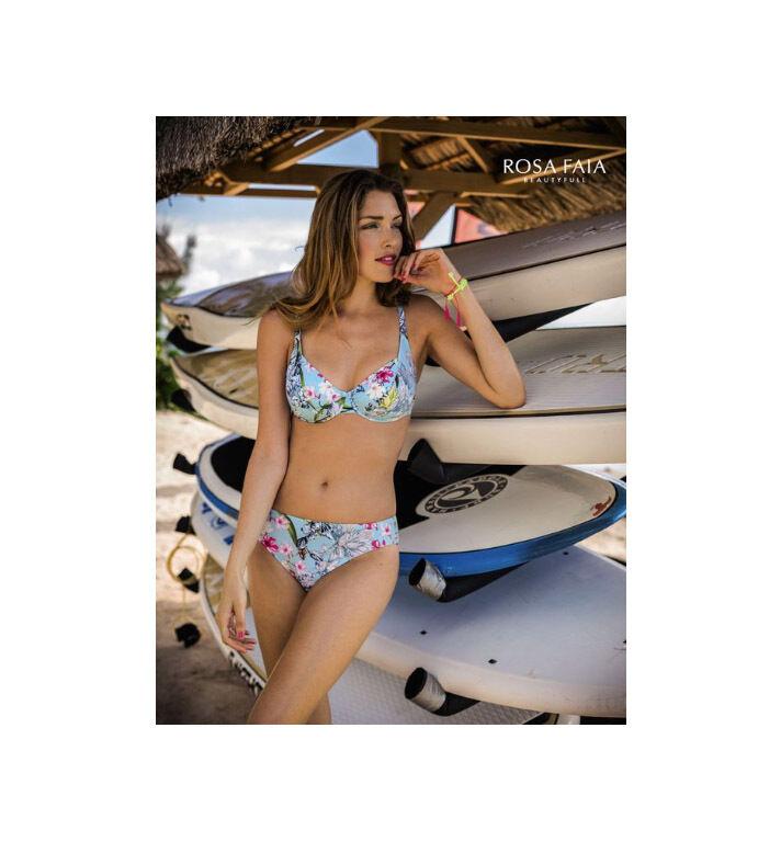Anita pink Faia Keiko Azzurro Bikini - BRAND NEW WITH TAGS