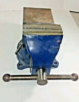 "4"" Mechanic Bench Vise Table Top Clamp Heavy Duty"