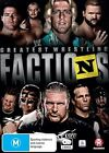 WWE - Wrestling's Greatest Factions (DVD, 2016, 3-Disc Set)