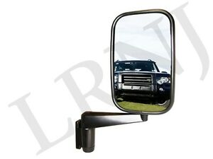 Land rover defender 90 110 mirror and arm assembly new for Miroir 110 x 90