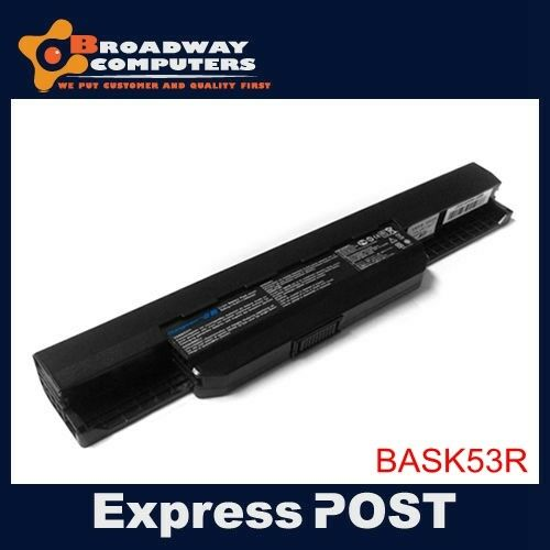 Battery for ASUS K54 K54C K54H K54HR K54HY A54C A53T A53U A53E A53S, A41-K53