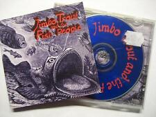 """JIMBO TROUT AND THE FISH PEOPLE """"SAME"""" - CD"""