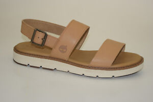 a163d456f164 Image is loading Timberland-Bailey-Park-Slingback-Sandals-Ladies-Belt- Sandals-