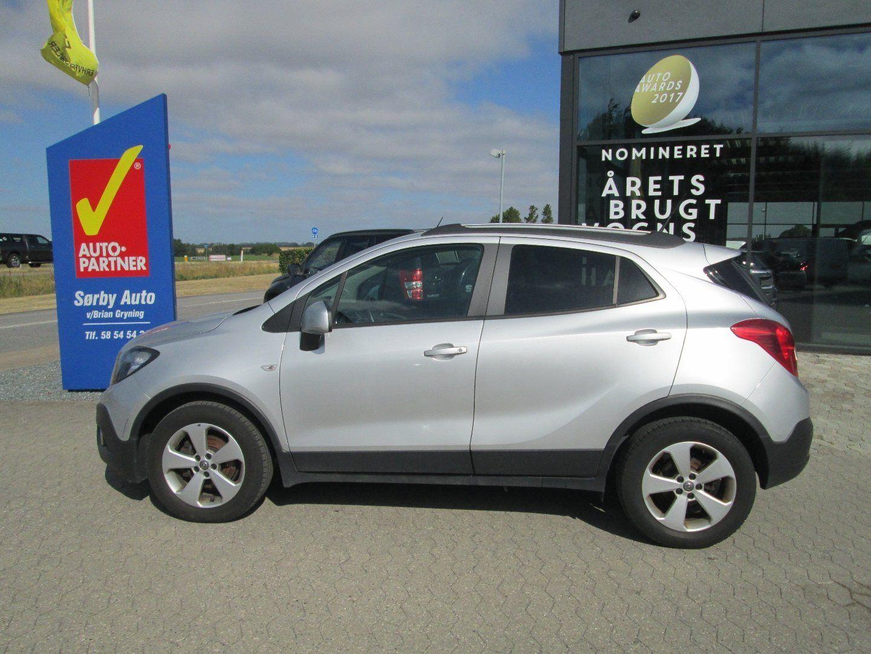 Opel Mokka 1,6 CDTi 136 Enjoy 5d - 178.500 kr.