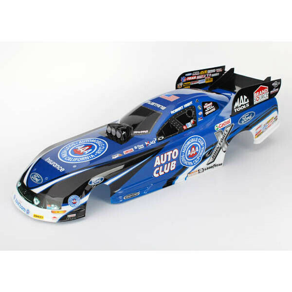 FREE SHIPPING  TRAXXAS  6914 Body Ford Mustang Robert Hight (painted decals ap