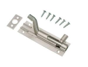 environ 7.62 cm Aluminium Lot de 12 Porte Boulon Baril Offset coudé 75 mm 3 in Vis 16F0