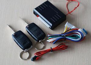 Car Central Locking / lock system Flip key