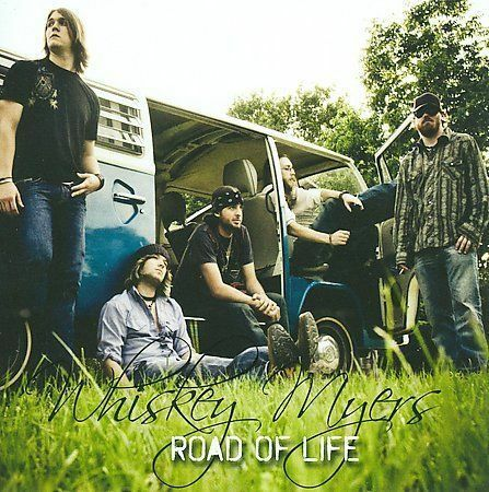 Whiskey Myers Road of Life CD Smith Entertainment