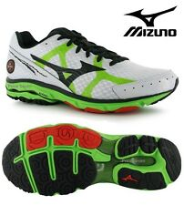 Mizuno Wave Rider 17  Mens Running Shoes/Sport Trainers *NEW UK 13