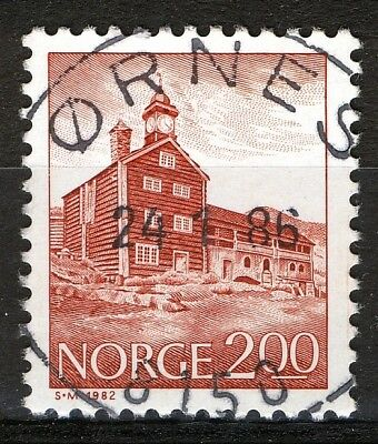 Norway 1982 no Consumers First Nk 904 Son Superb 8150 Ørnes 24.1.86