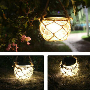 Solar Lantern Outdoor Light Led