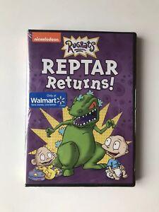 Brand New Nickelodeon Rugrats Reptar Returns Dvd Ebay