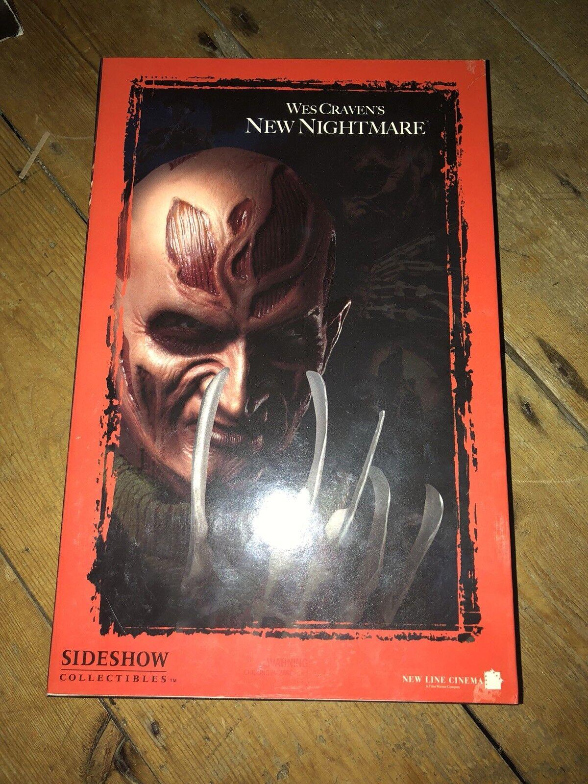 Sideshow Wes Craven's New Nightmare Freddy Krueger AF SSC 136