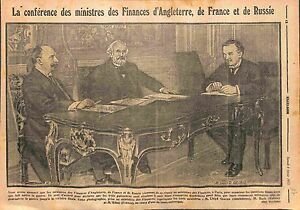 Paris-Conference-Ministres-Finances-Lloyd-George-Piotr-Bark-amp-A-Ribot-WWI-1915