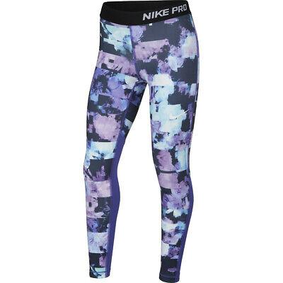 nike leggings violet