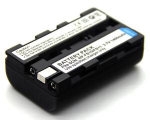 Batería para Sony dcr-pc3e dcr-pc4e dcr-pc5e