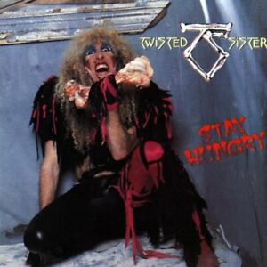 Twisted-Sister-Stay-Hungry-Us-Import-CD