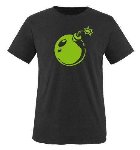 Comedy Shirts-Bombe-Enfants T-ShirtNEW FUN Boom