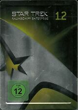 Star Trek Raumschiff Enterprise Season 1.2 Steelbook Deutsche Ausgabe RAR