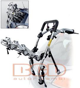 CITROEN C3 Picasso 1.6 BlueHDi VTR 5d 2015 2 bicicletas portador ciclo de montaje trasero