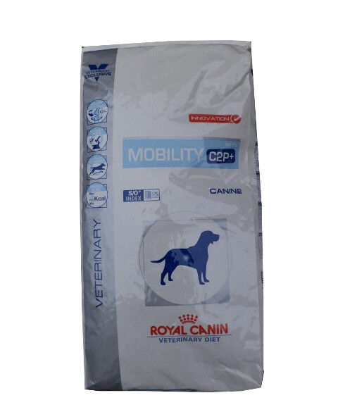 12kg Royal Canin Mobility c2p Veterinary Diet cibo per cani