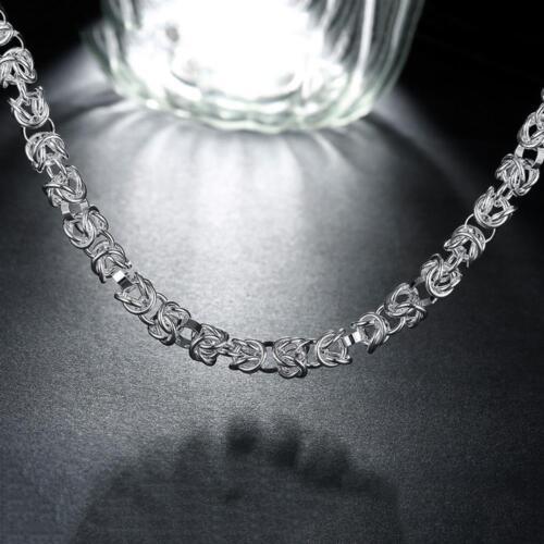 Silberkette sterlingsilber 925 Halskette 50 cm 8mm k1