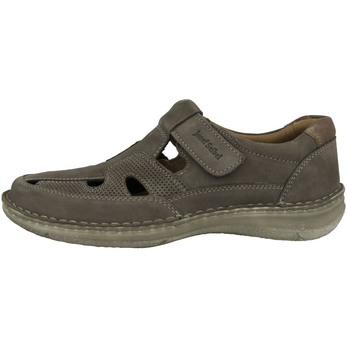Josef Seibel Anvers 81 Schuhe Men Herren Halbschuhe Comfort Slipper 43635-21-700