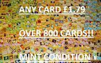 Original Pokemon Base Set Trading Cards - Good Condition - Select A Card - WOTC