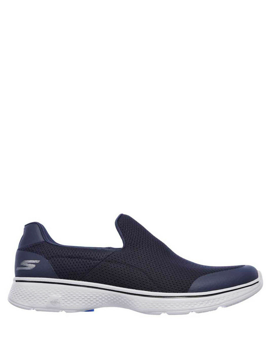 NEW Skechers Go Walk 4 Navy Wild casual shoes