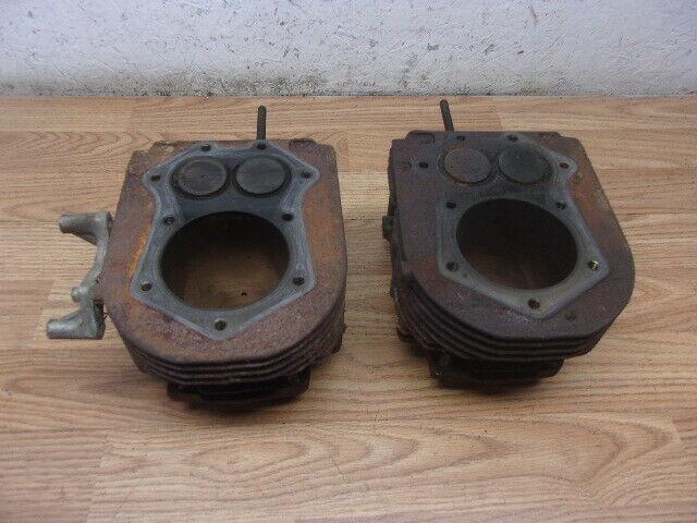 14 HP Kohler Magnum mv16s culatas (necesita reacondicionamiento)