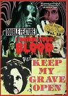 I Drink Your Blood/Keep My Grave Open (DVD, 2018)