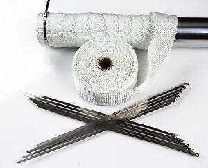 10M-fibra-di-ceramica-Bianco-Calore-Avvolgere-Collettore-di-scarico-con-10-Fascette-30cm