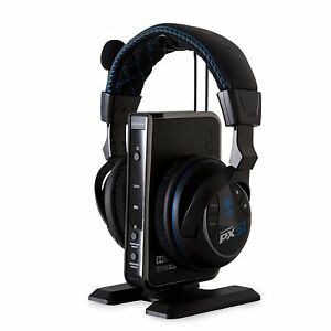 Turtle Beach Earforce PX51 Drahtlos Gaming Headset PS3 PS4 Xbox 360 ...