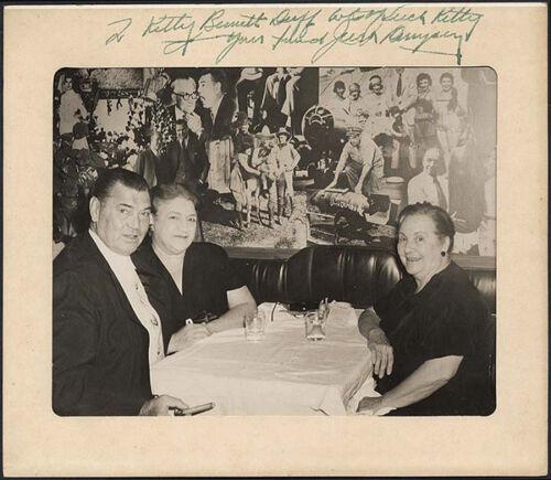 WORLD HEAVYWEIGHT BOXING CHAMPION preprint JACK DEMPSEY Signed Photograph