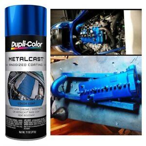 blue anodized metal cast coating high temp rotor caliper paint engine enamel ebay