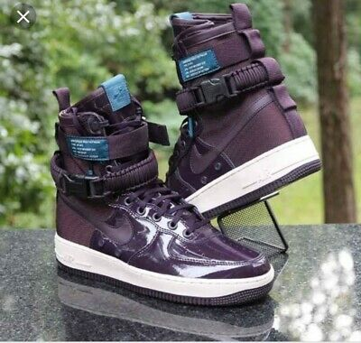 Beautiful Womens Nike SF AF1 Special Field Air Force 1 Light