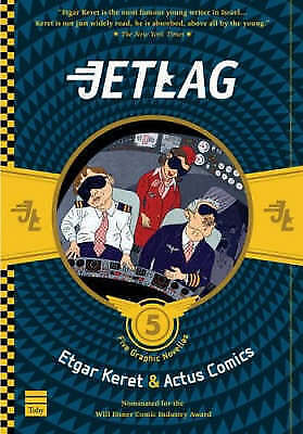 Jetlag, Etgar Keret, Used; Good Book