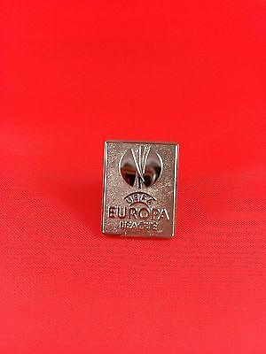 UEFA Europa League Logo PIN Badge silber edel