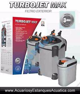 TURBOJET-MAX-CF300-410L-H-FILTRO-EXTERIOR-ACUARIOS-HASTA-80L-BAJO-CONSUMO-6-7W